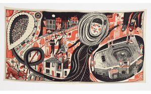 The Ashford hijab by Grayson Perry 2014